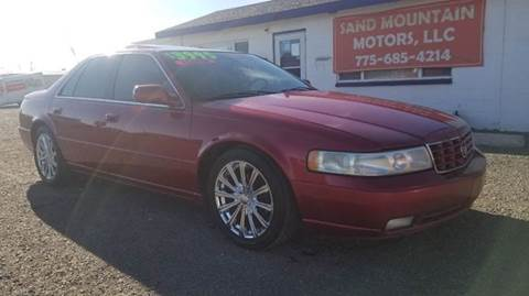2003 Cadillac Seville for sale at Sand Mountain Motors in Fallon NV