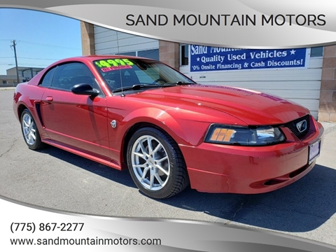 2004 Ford Mustang for sale in Fallon, NV