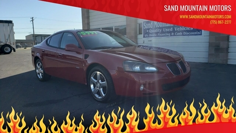 sand mountain motors  cars fallon nv dealer