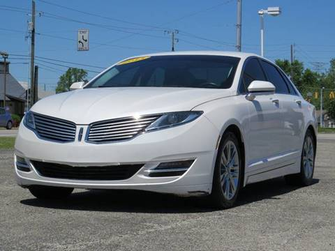 2013 Lincoln MKZ for sale in Indianapolis, IN
