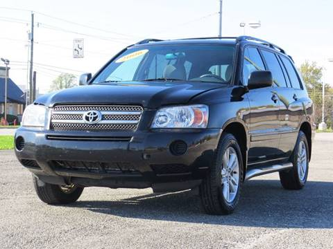2006 Toyota Highlander Hybrid for sale in Indianapolis, IN