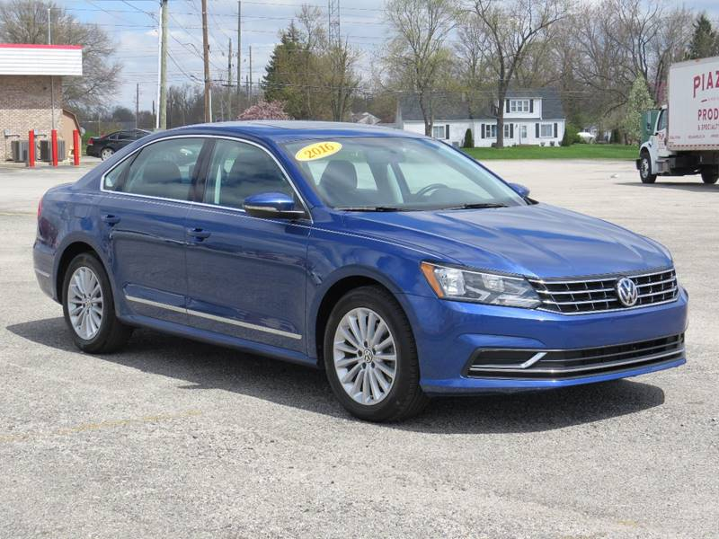 and volkswagen se sunroof navigation w sedan contact indianapolis in veh passat