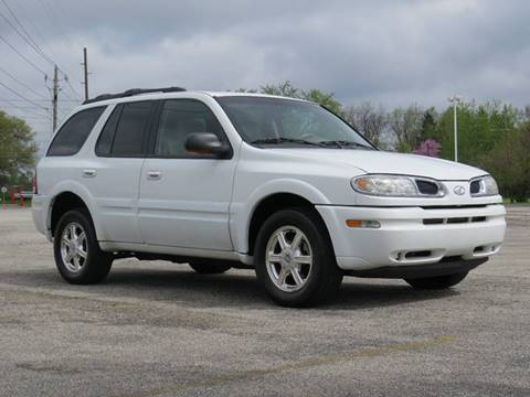 Used 2002 Oldsmobile Bravada For Sale In Peoria Il Carsforsalecom