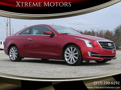 2016 Cadillac ATS for sale at Xtreme Motors Inc. in Indianapolis IN