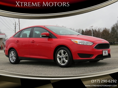 2016 Ford Focus for sale at Xtreme Motors Inc. in Indianapolis IN