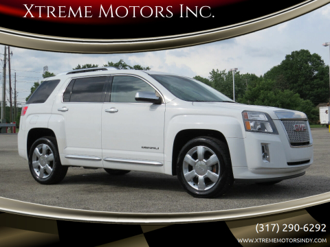 2014 GMC Terrain for sale at Xtreme Motors Inc. in Indianapolis IN