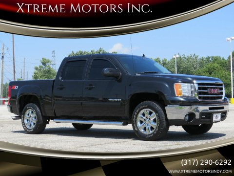 2012 GMC Sierra 1500 for sale at Xtreme Motors Inc. in Indianapolis IN