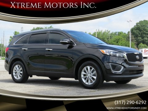 2016 Kia Sorento for sale at Xtreme Motors Inc. in Indianapolis IN