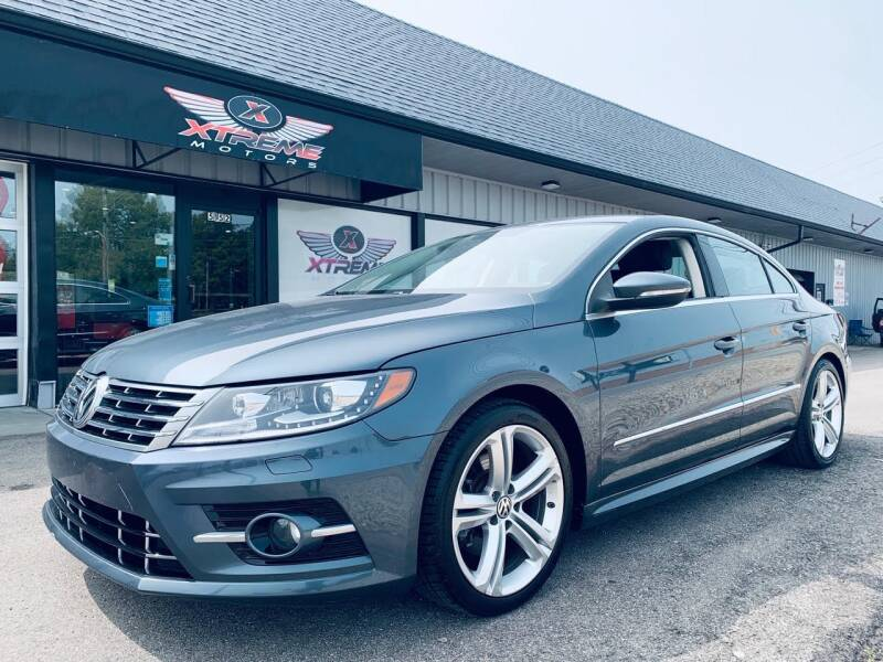 2013 Volkswagen CC for sale at Xtreme Motors Inc. in Indianapolis IN