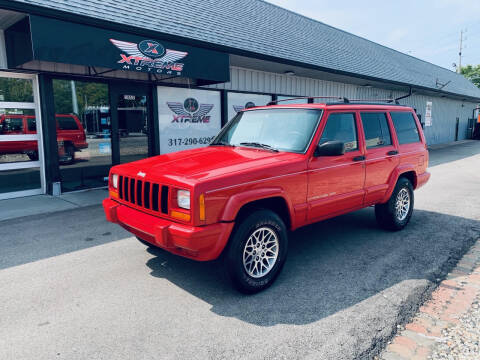 1997 Jeep Cherokee for sale at Xtreme Motors Inc. in Indianapolis IN