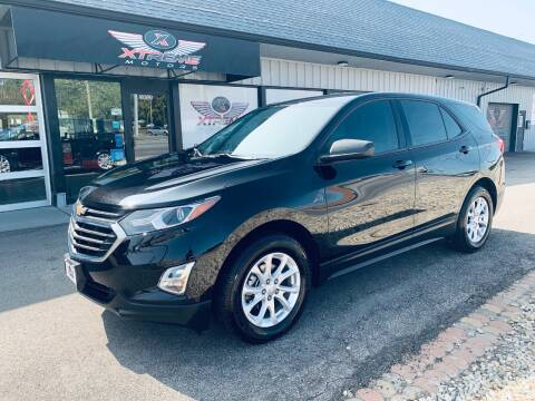 2018 Chevrolet Equinox for sale at Xtreme Motors Inc. in Indianapolis IN