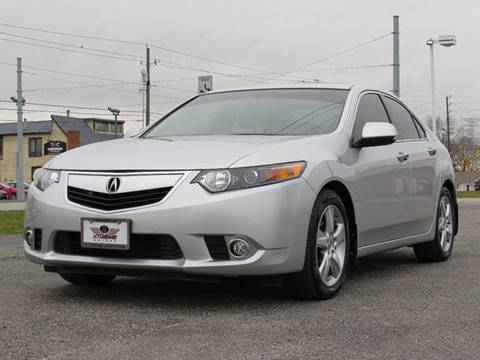 2013 Acura TSX for sale in Indianapolis, IN