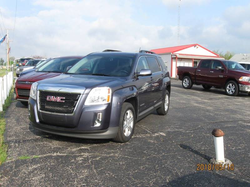 2014 gmc terrain sle 2 4dr suv in angola in lakeside motors. Black Bedroom Furniture Sets. Home Design Ideas