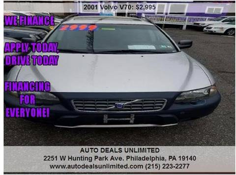 2001 Volvo V70 for sale in Philadelphia, PA