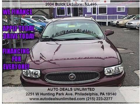 2004 Buick LeSabre for sale in Philadelphia, PA