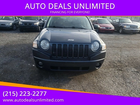 2007 Jeep Compass for sale in Philadelphia, PA