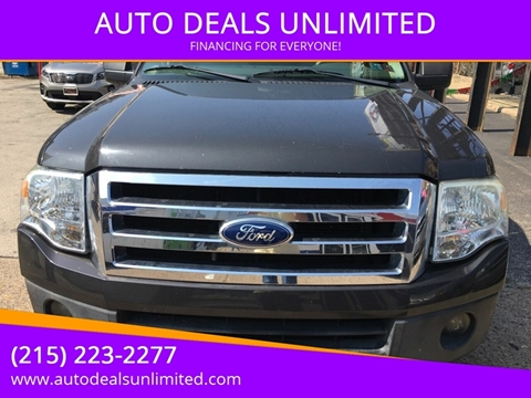 2007 Ford Expedition for sale in Philadelphia, PA