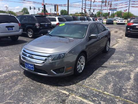 2010 Ford Fusion for sale in Bourbonnais, IL