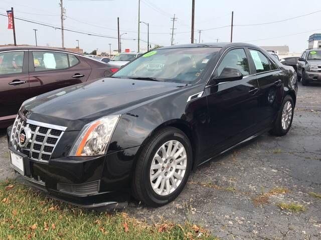 2013 cadillac cts 3 0l luxury in bourbonnais il carmart auto sales. Black Bedroom Furniture Sets. Home Design Ideas