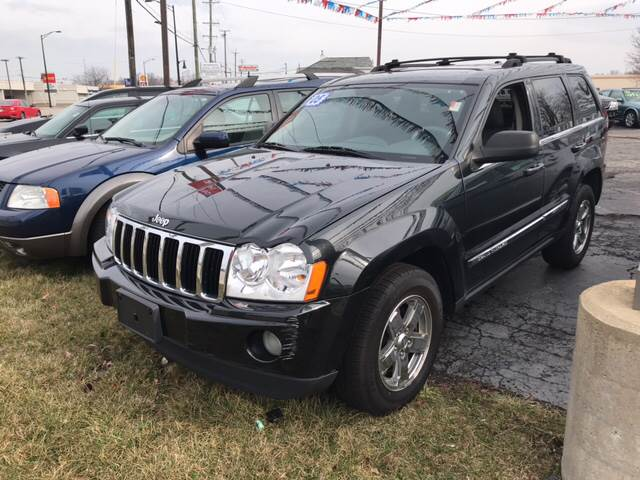 2005 Jeep Grand Cherokee For Sale At CarMart Auto Sales In Bourbonnais IL