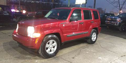 2010 Jeep Liberty for sale in Flat Rock, MI