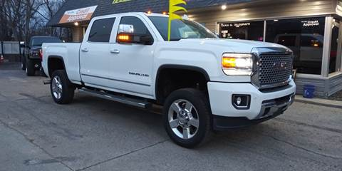 2016 GMC Sierra 2500HD for sale in Flat Rock, MI