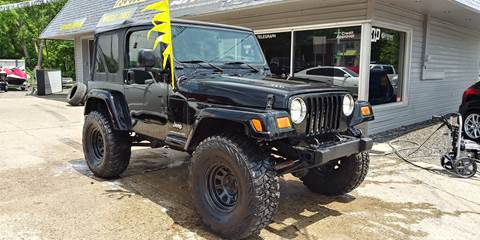 2005 Jeep Wrangler for sale in Flat Rock, MI