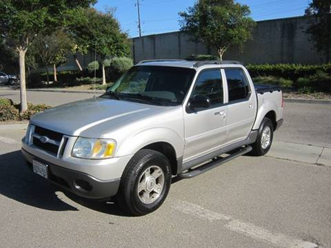 2004 Ford Explorer Sport Trac For Sale In Fullerton Ca