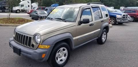 2005 Jeep Liberty for sale in Foley, AL