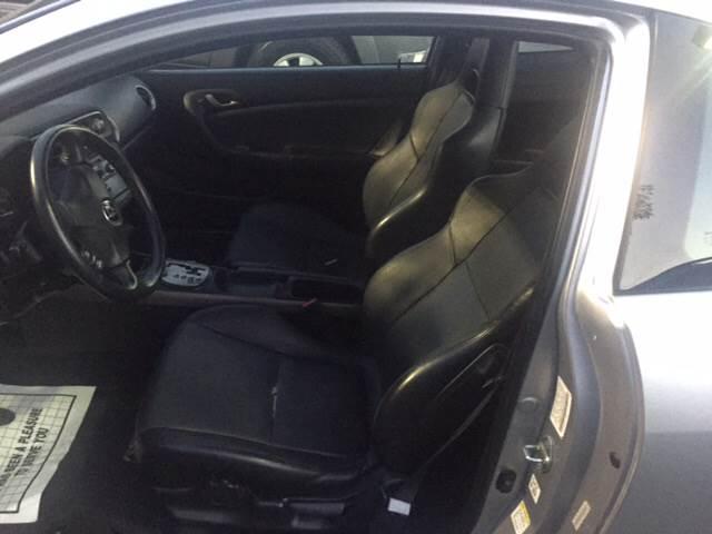 2003 Acura RSX 2dr Hatchback w/Leather - Glendora CA