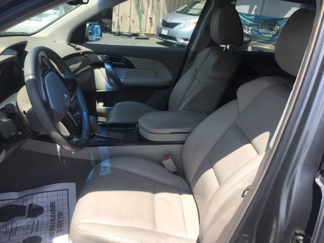 2008 Acura MDX SH-AWD 4dr SUV w/Technology Package - Glendora CA
