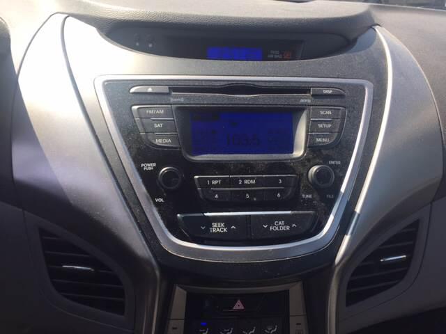 2013 Hyundai Elantra GLS 4dr Sedan - Glendora CA