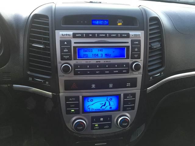 2008 Hyundai Santa Fe Limited 4dr SUV - Glendora CA