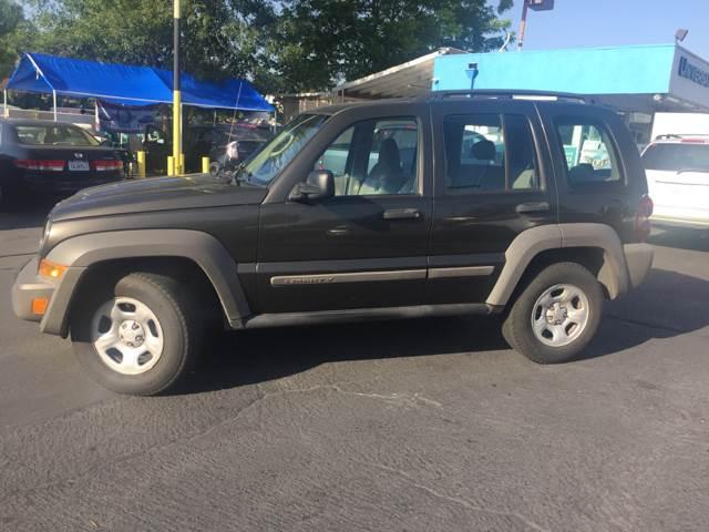 2006 Jeep Liberty Sport 4dr SUV - Glendora CA