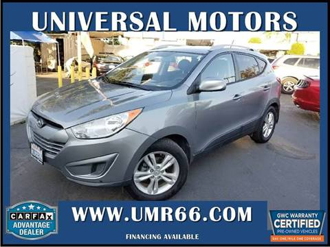 Hyundai Used Cars Pickup Trucks For Sale Glendora Universal Motors