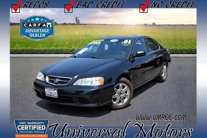 Acura TL In Glendora CA Universal Motors - 2001 acura tl for sale