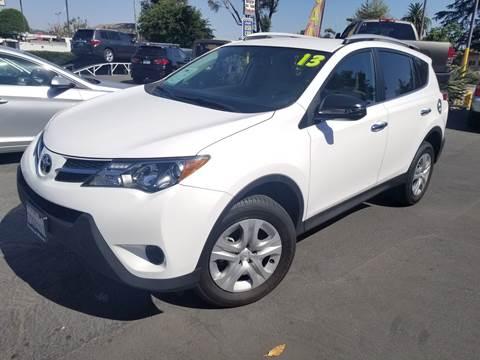 2013 Toyota RAV4 for sale at Universal Motors in Glendora CA