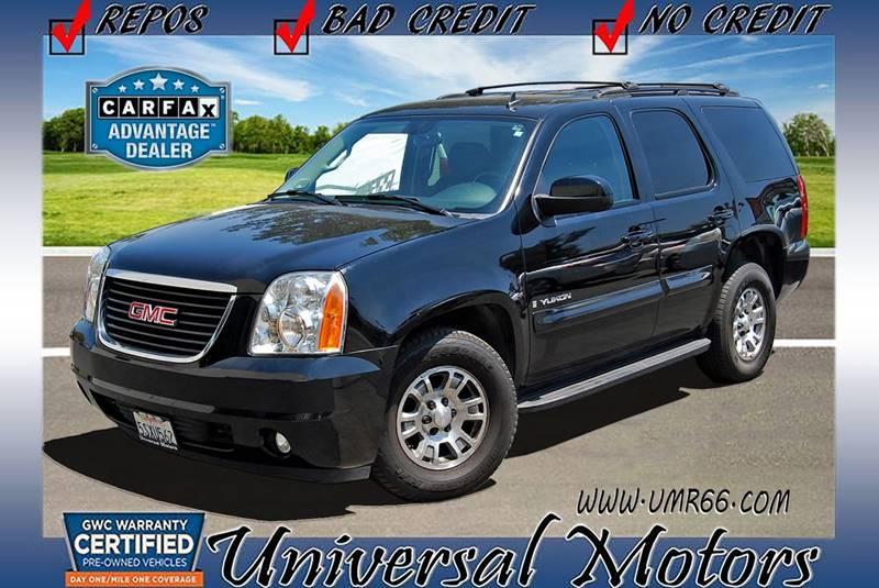 2007 GMC Yukon SLE 3SA