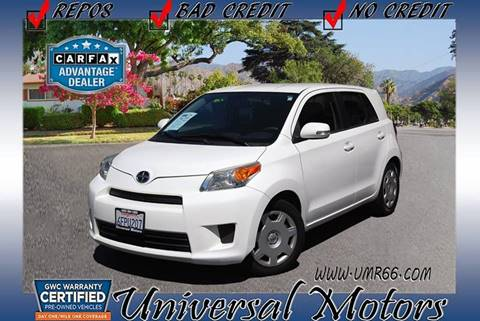 2009 Scion xD for sale at Universal Motors in Glendora CA