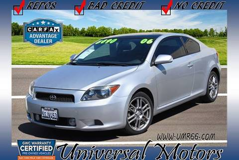 2006 Scion tC for sale at Universal Motors in Glendora CA