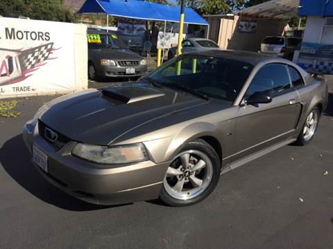 2002 Ford Mustang for sale in Glendora, CA