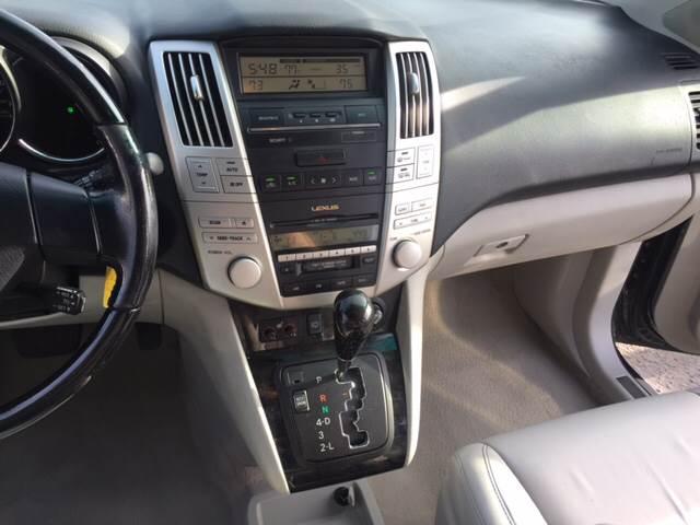 2005 Lexus RX 330 AWD 4dr SUV - Glendora CA