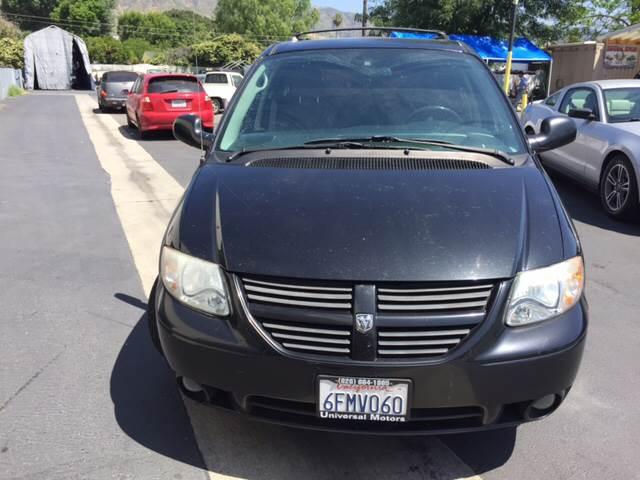 2007 Dodge Grand Caravan SXT 4dr Extended Mini-Van - Glendora CA