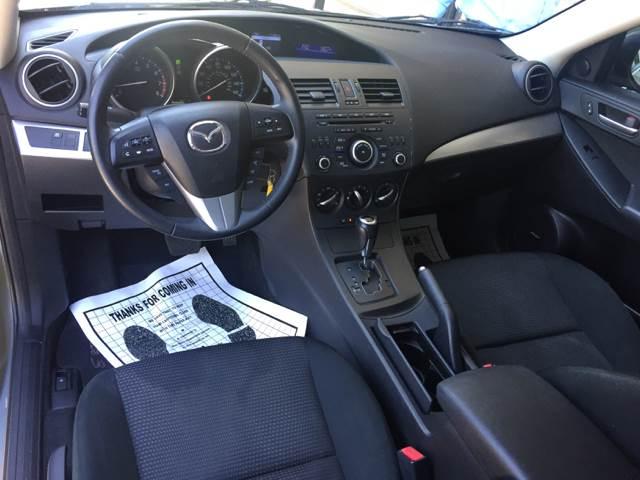 2012 Mazda MAZDA3 i Touring 4dr Sedan 6A - Glendora CA