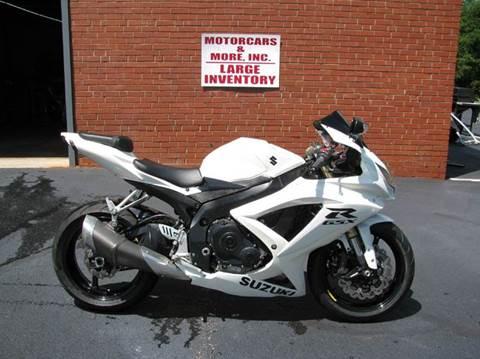 2008 Suzuki GSXR600 for sale in Hickory, NC