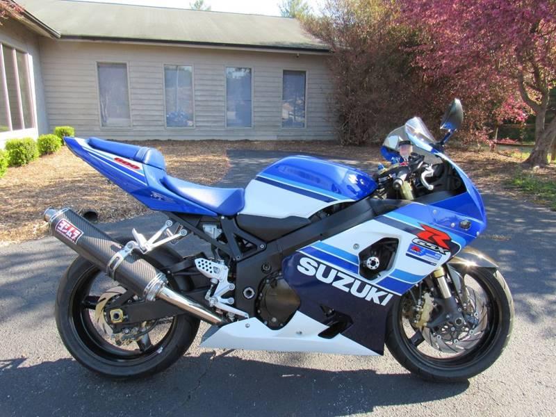 2005 Suzuki GSX-R600