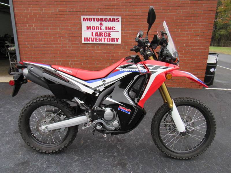 2017 Honda Cfr 250L Rally In Granite Falls NC - Motorcars ...