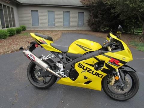 2004 Suzuki GSX-R600 for sale in Granite Falls, NC
