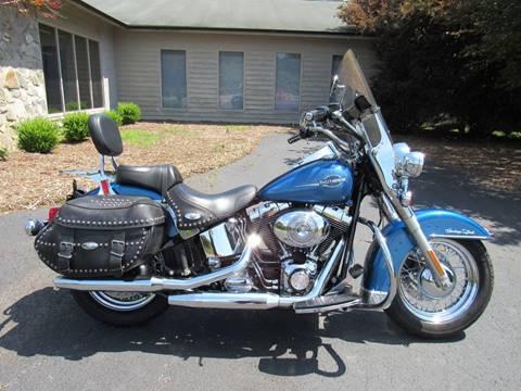2005 Harley Davidson >> 2005 Harley Davidson Heritage Softail For Sale In Granite Falls Nc