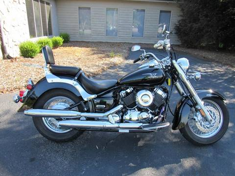 2005 Yamaha V-Star for sale in Granite Falls, NC